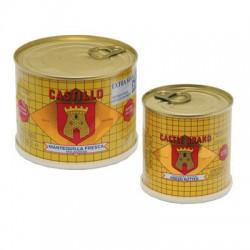 Mantequilla con sal Castillo