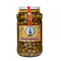 Aceituna manzanilla con hueso Escamilla