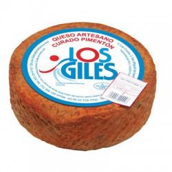 Queso curado Los Giles