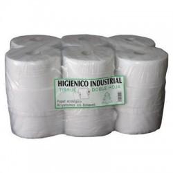 Papel higiénico industrial reciclado