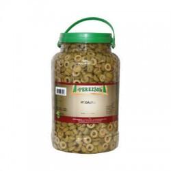 Aceituna manzanilla Perezsol Rodajas