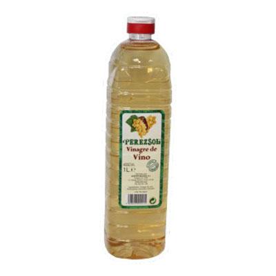 Vinagre de vino blanco Perezsol 1 litro