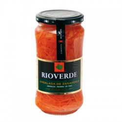 Zanahoria rallada Rioverde