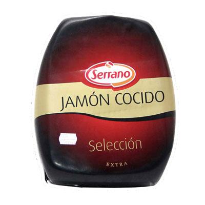 Jamón cocido extra selección Serrano