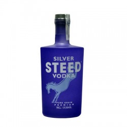 Vodka Silver Steed