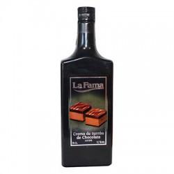 Crema de turrón de chocolate La Fama