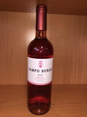 Vino Campo Burgo Rosado 2016 75cl