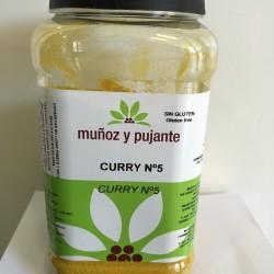 Curry Nº 5 Muñoz y Pujante