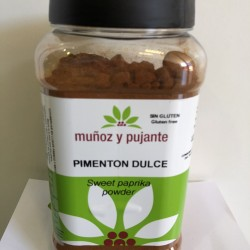 Pimentón Dulce Muñoz y Pujante