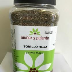 Tomillo Hoja Muñoz y Pujante