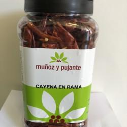 Cayena en Rama Muñoz y Pujante