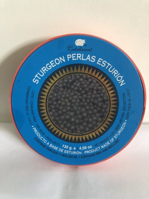 Cataliment Sturgeon Perlas Esturión
