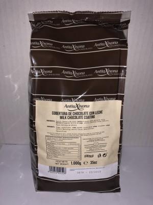 AntiuXixona Cobertura de Chocolate con Leche