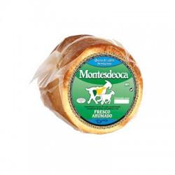 Queso fresco ahumado Montesdeoca