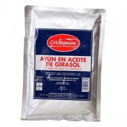 Atún en aceite de girasol Arlequín