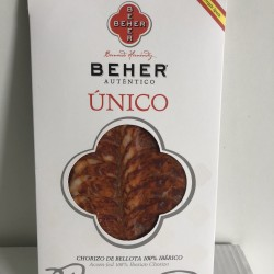 Chorizo de Bellota 100% Iberico 100gr Beher