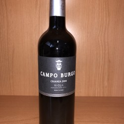 Vino Campo Burgo Crianza 2014 75cl