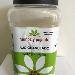 Ajo Granulado Muñoz y Pujante